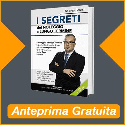 """LIBRO • """"I Segreti del Noleggio a Lungo Termine"""""""